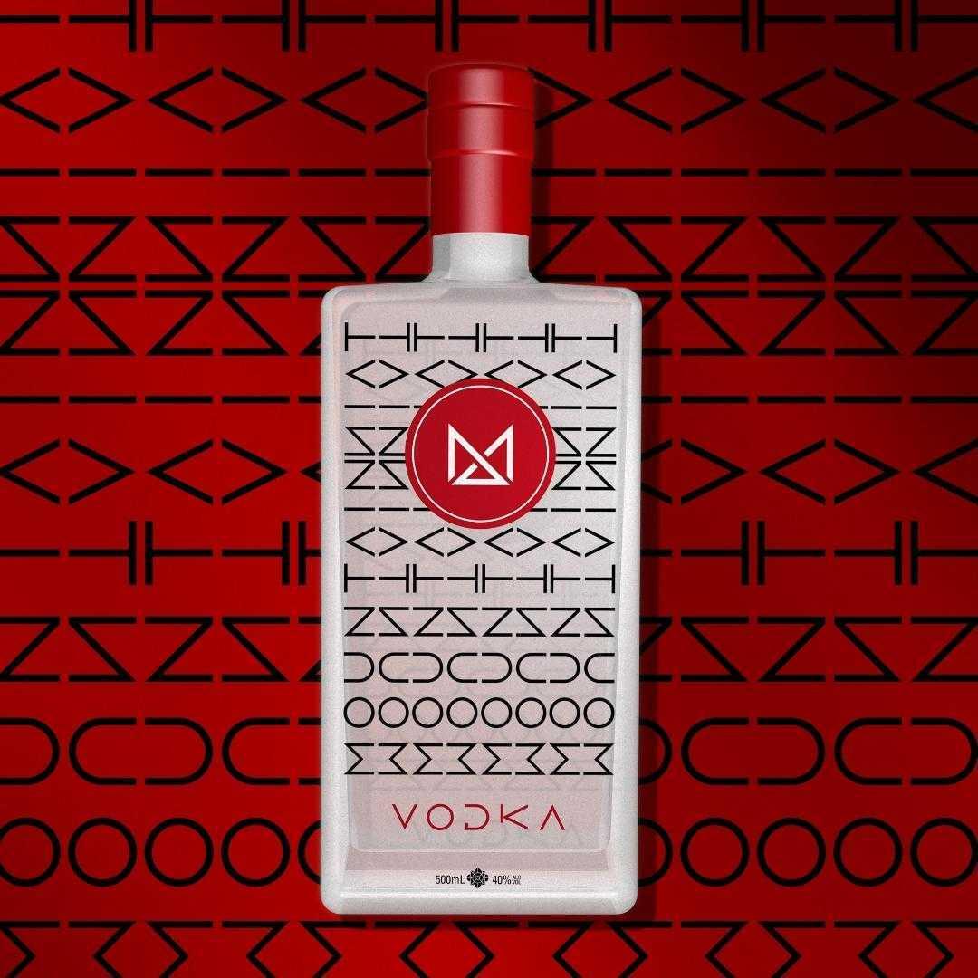 MOUNTAIN Vodka